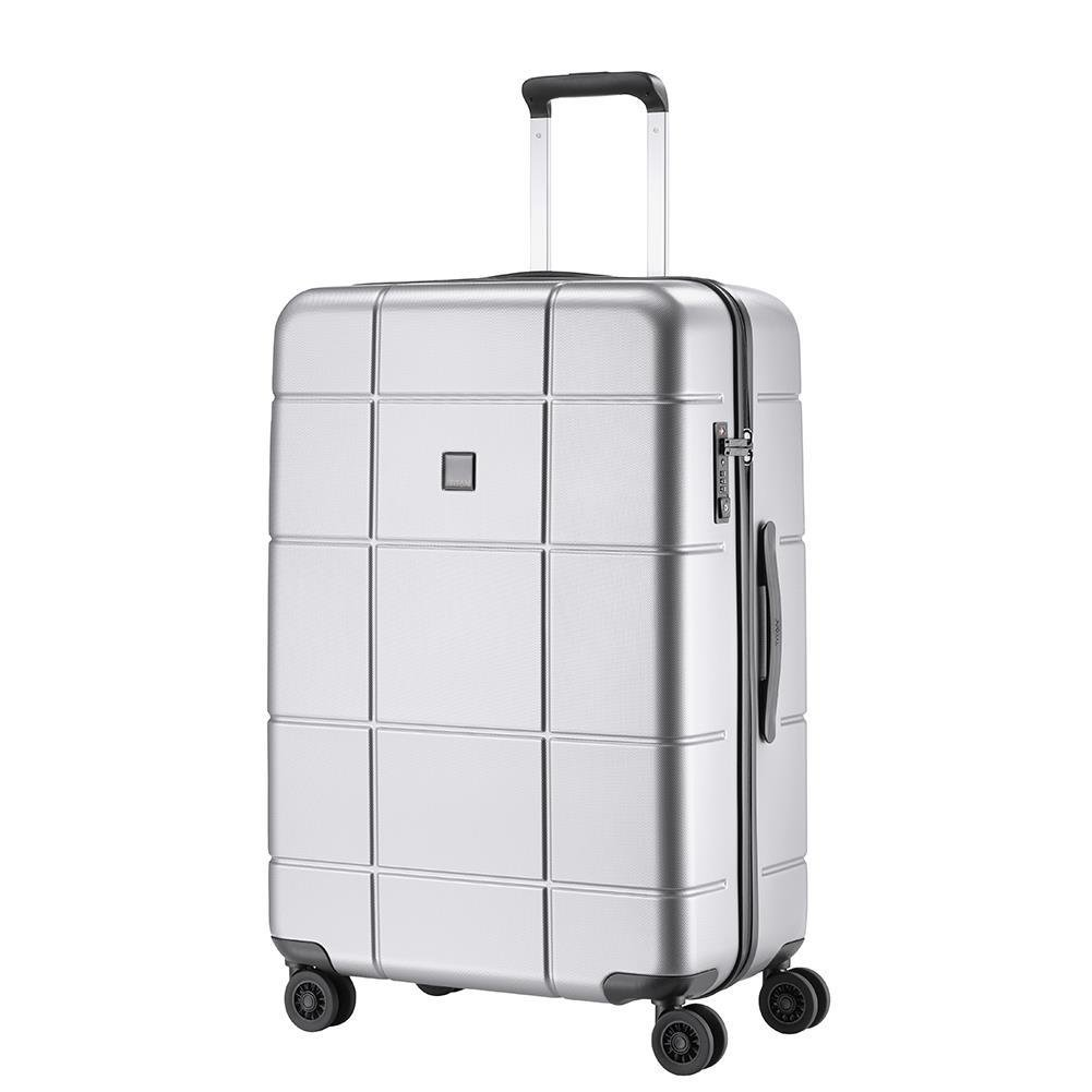 dec32d60429d Duża walizka TITAN BACKSTAGE 805404-56 Szara ...