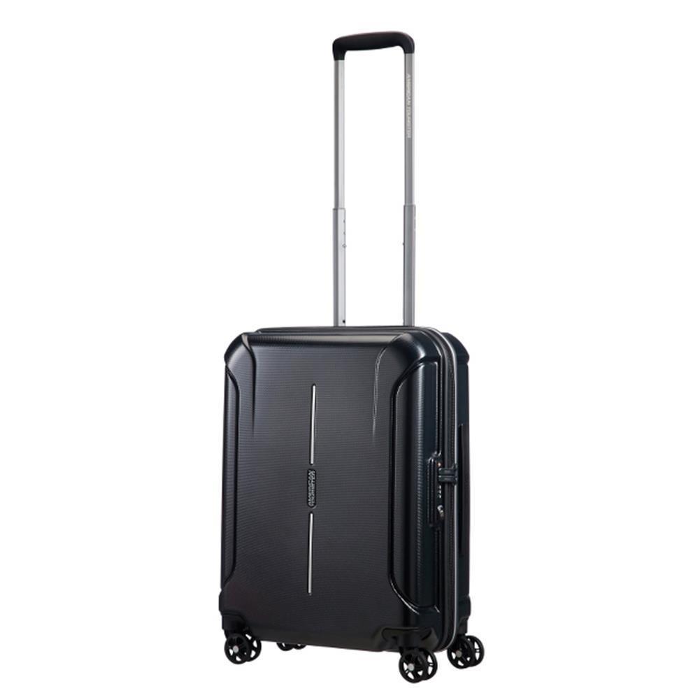 f7fa0f584dc88 Mała kabinowa walizka SAMSONITE AT TECHNUM 89302 Czarna, BAGAŻ ...